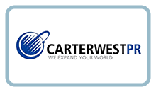 Carter West PR Logo